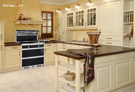 无论是开放式厨房还是传统格局的装修