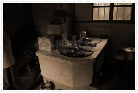 土灶台的出现是中国独立厨房的前身