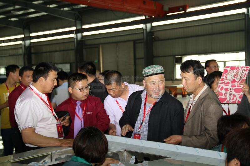 河北新乐市人口-新乐格人参观公司-登峰 灶 极,乐格初步完成全国重点市场布局