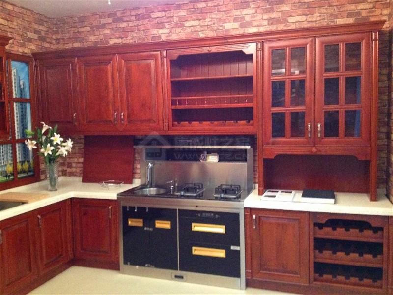 金利集成灶如何玩转厨房装修?
