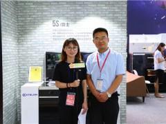 上海厨卫展专访科太郎集成灶徐志强 (707播放)