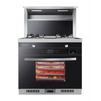 蒸烤一体集成灶哪个好美炊电器你最好选择