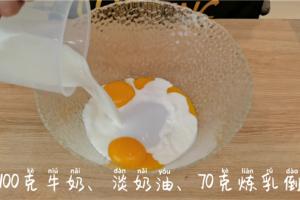 超级好吃的美味蛋挞,用金帝集成灶就能做出来
