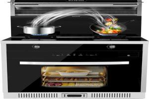 培恩天焱系列,用科技重新定义集成灶