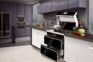 开放式厨房的核心为什么是集成灶?答案在这里!