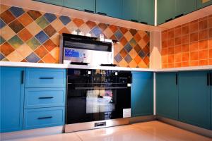 开放式厨房必备神器,金帝X900Z蒸消一体集成灶