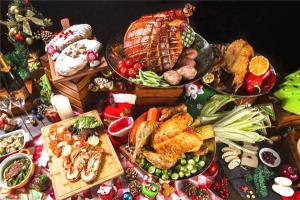 尽享奢华美味,弗乐卡集成灶让你的圣诞大餐火力全开!