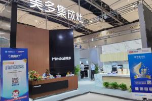 2021年中国建博会(广州)开幕,集成灶共鉴行业新高度